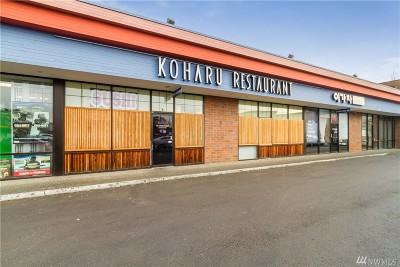 Federal Way WA Business Opportunity For Sale: $200,000