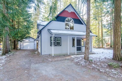 Maple Falls Single Family Home Sold: 981 Red Valley Lane