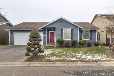 Sedro Woolley Single Family Home Sold: 488 Spring Lane