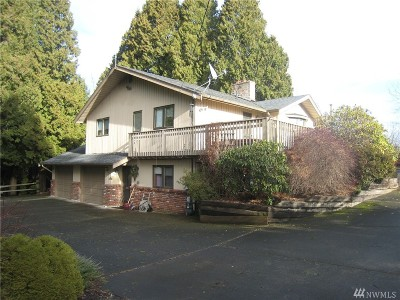 Ferndale Single Family Home Sold: 2614 Mountain View Rd