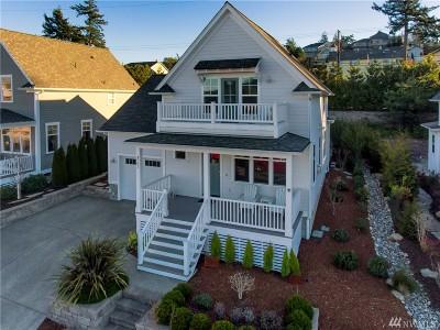 Skagit County Single Family Home Sold: 4701 Schooner Dr