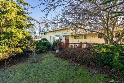 Anacortes Single Family Home Sold: 1705 36th St