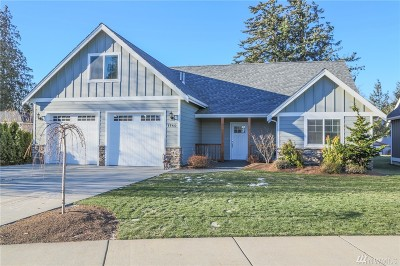 Lynden Single Family Home Sold: 1740 Burlwood Wy