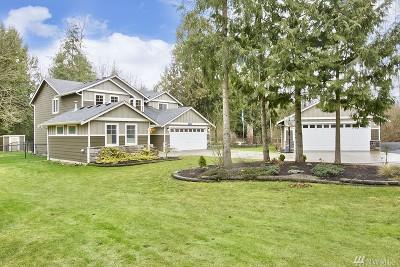 Mount Vernon Single Family Home Sold: 22626 Fieldstone Lane