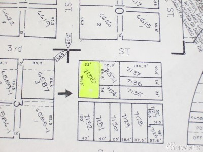Residential Lots & Land For Sale: 140 S 3rd St