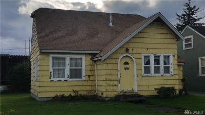 Bellingham Single Family Home Sold: 916 Virginia St