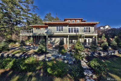 Coupeville Single Family Home Contingent: 511 Fort Ebey Rd