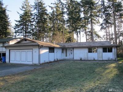 Oak Harbor Single Family Home Sold: 829 SW 13th Ave