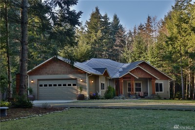 Coupeville Single Family Home Sold: 167 Parker Woods Lane