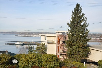 Bellingham Condo/Townhouse Sold: 431 N State St #2