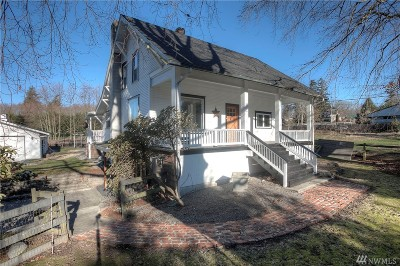 Single Family Home Sold: 14927 Three Lakes Rd