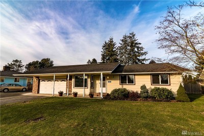 Burlington Single Family Home Sold: 885 Keta Ave