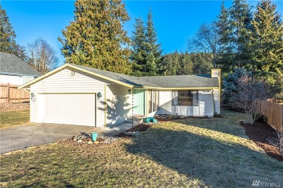 Anacortes Single Family Home Sold: 4111 Kingsway