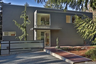 Freeland Single Family Home Sold: 4084 Alder Ave