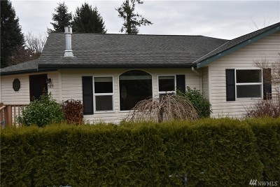 Sedro Woolley Single Family Home Sold: 517 Marshall Ave
