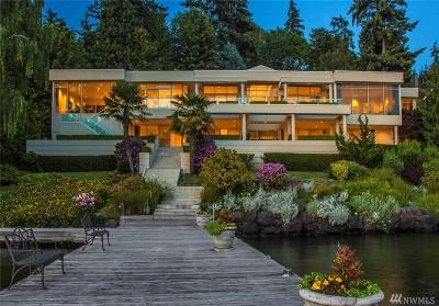 Mercer Island Single Family Home For Sale: 4425 Forest Ave SE