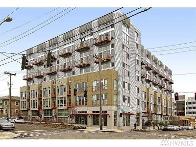 Condo/Townhouse Sold: 401 9th Ave N #110
