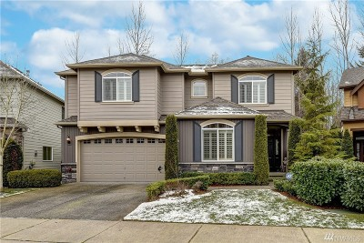 Bothell WA Single Family Home Sold: $685,000