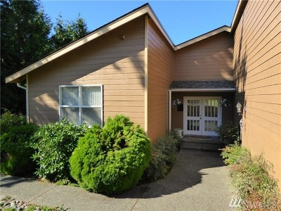 Bellingham Single Family Home For Sale: 1114 34th St