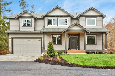 Stanwood Single Family Home For Sale: 31628 19th Dr NW