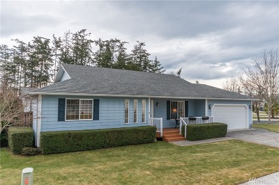 Oak Harbor Single Family Home Sold: 2067 SW Rosario Place