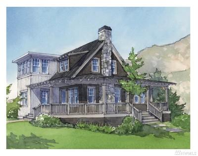 Chelan Single Family Home For Sale: 110 Porcupine Lane