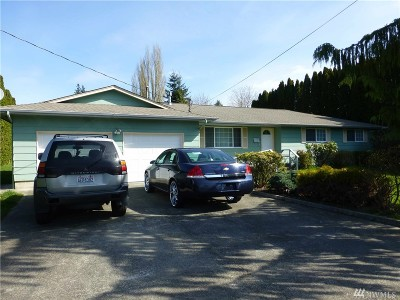 Sedro Woolley Single Family Home Sold: 930 E State St