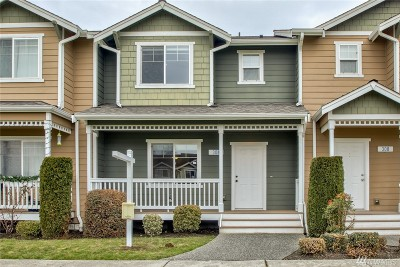 Sedro Woolley Single Family Home Sold: 306 Helen St