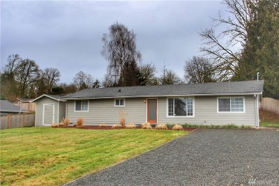 Single Family Home Sold: 14416 Connelly Rd