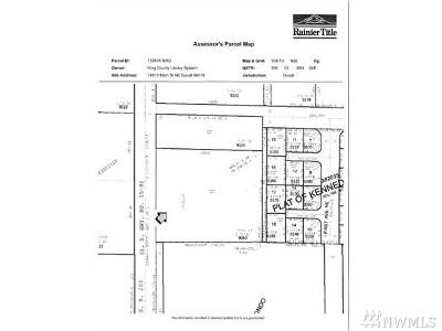 Duvall Residential Lots & Land For Sale: 14810 Main St NE