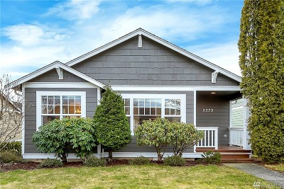 Lynden Single Family Home Sold: 2273 Eastwood Wy