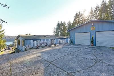 Mason County Single Family Home Sold: 40 E Panorama Wy