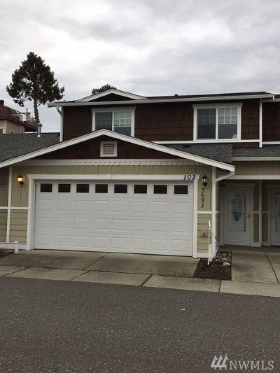 Ferndale Condo/Townhouse Sold: 5692 Correll Dr #102