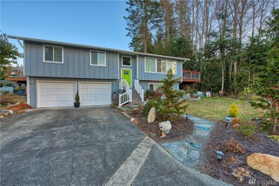 Anacortes Single Family Home Sold: 4410 Queen Anne Wy