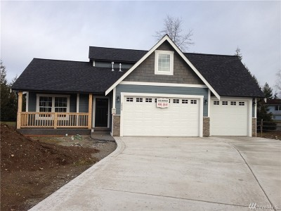 Lynden Single Family Home Sold: 2035 Woodsman Dr