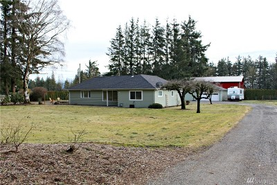 Lynden Single Family Home Sold: 575 Loomis Trail Rd