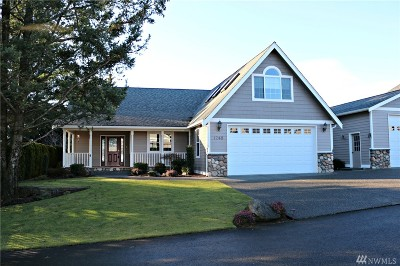 Lynden Single Family Home Sold: 1248 Bradley Rd