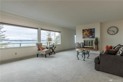 Bellingham Condo/Townhouse Sold: 239 N State St #5