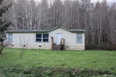 Mason County Single Family Home Sold: 300 Hamma Hamma W