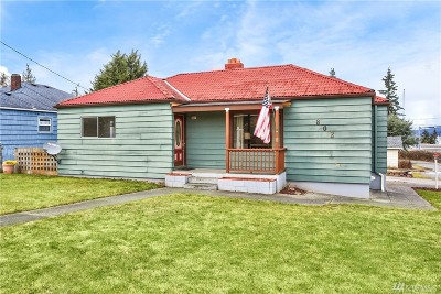 Anacortes Single Family Home Sold: 802 37th St
