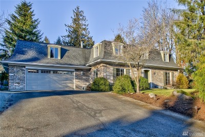 Burlington Single Family Home Sold: 12483 Patricia Lane