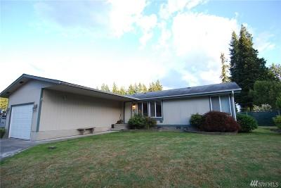Mason County Single Family Home Sold: 210 SE Collier Rd