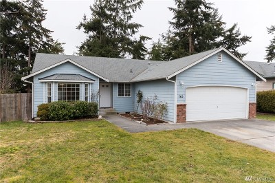 Oak Harbor Single Family Home Sold: 763 SW Regency Dr