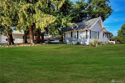Lynden Single Family Home Sold: 806 N 8th St