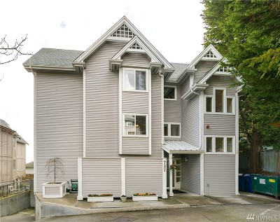 Condo/Townhouse Sold: 727 N 85th St #203