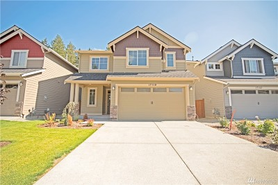 Puyallup Single Family Home For Sale: 17119 120th Ave E