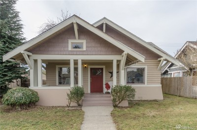 Single Family Home Sold: 821 E St