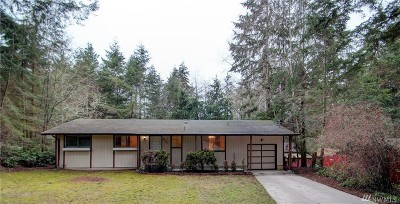 Oak Harbor Single Family Home Sold: 4537 Woodland Cir