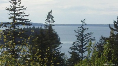 Bellingham Residential Lots & Land For Sale: Chuckanut Point Rd