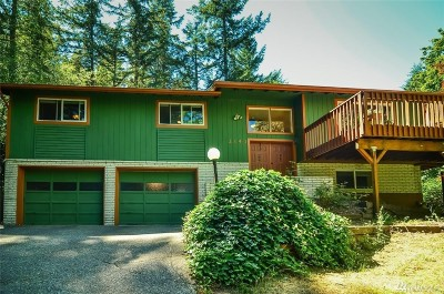 Single Family Home Sold: 2143 Lakemoor Dr SW